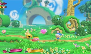 Switch Kirby