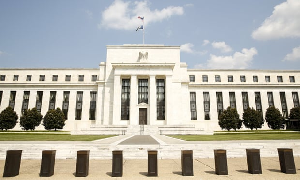 What role does the federal reserve play in the U.S economy?