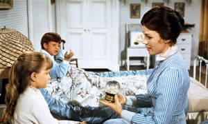 Mary Poppins … gets under the listener's skin.