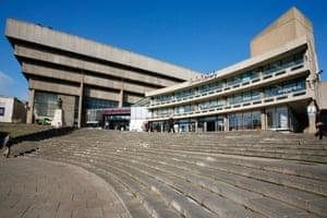 Demolished: Birmingham Central Library