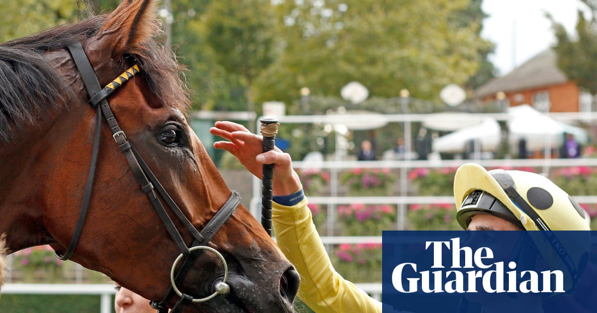 Talking Horses: glory for the jockey who lasted two days on a boiled egg