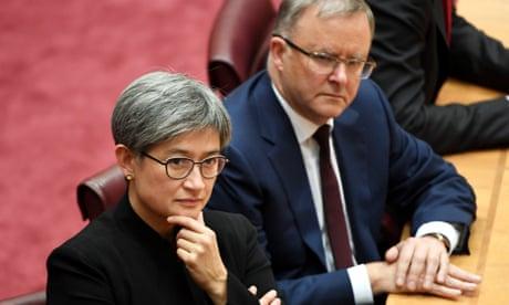 Q&A: religious discrimination laws shouldn't make Australia less tolerant, Penny Wong says