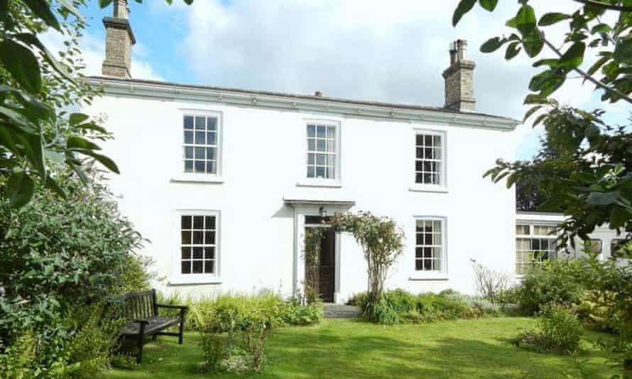 A five-bedroom property in Lincolshire.