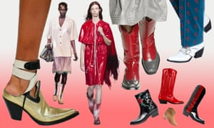 2c16693c26d Spur of the moment: why cowboy boots are back in fashion | Fashion ...