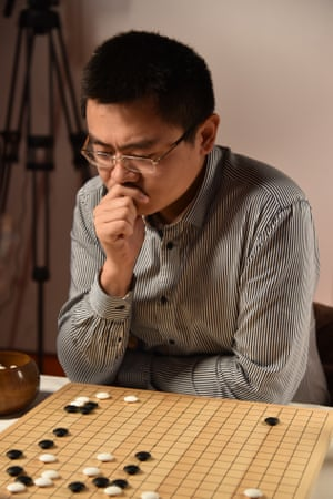 European Go champion Fan Hui