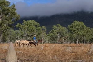 Heading towards Mount Molloy, Queensland.