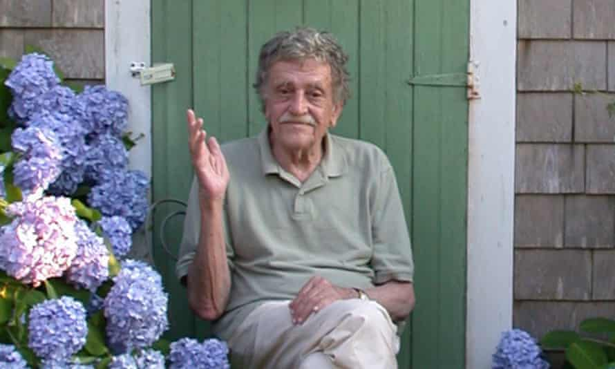 """'I have been a soreheaded occupant of a file drawer labelled """"science fiction""""' ... Kurt Vonnegut in 2006."""