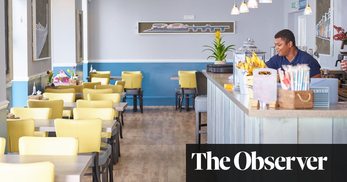 Upstairs At No 1 Cromer A Damn Fine Mouthful Restaurant Review