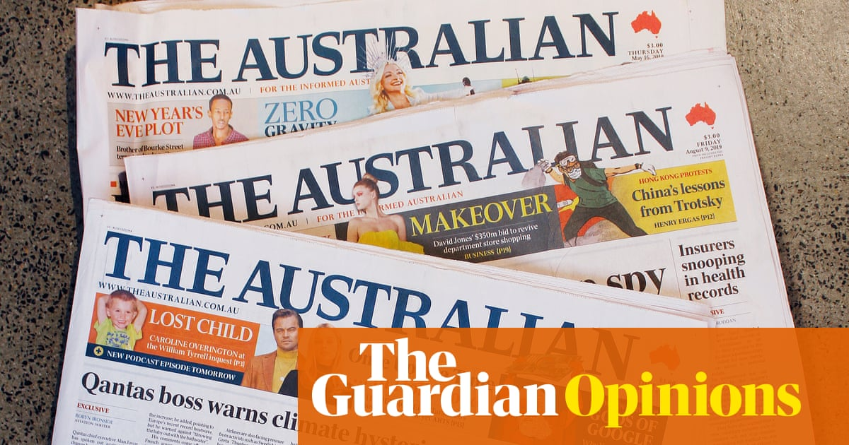 Dull, predictable, too rightwing: former editor of the Australian lets rip | Weekly Beast