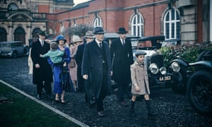 Peaky Blinders series three finale recap – a brilliant