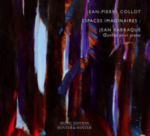 Jean Barraqué: Works for Piano album artwork