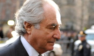 Bernie Madoff was found guilty in 2009 of defrauding thousands of investors of billions of dollars, and sentenced to 150 years in prison.