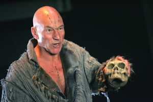 As Prospero in The Tempest 2006