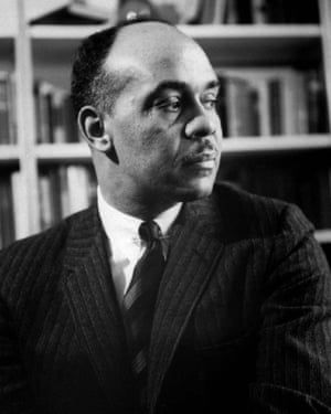 The author Ralph Ellison