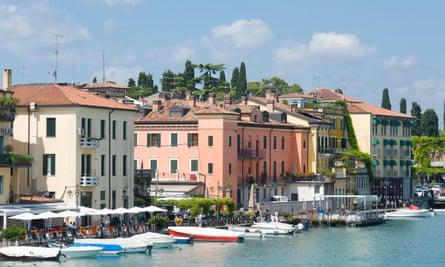 Peschiera del Garda, Lake Garda, Italy