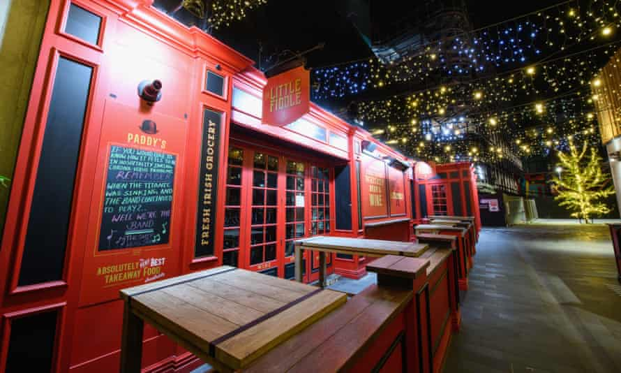 Empty pubs and bars in christchurch new zealand