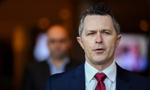 Shadow minister for housing and homelessness Jason Clare.