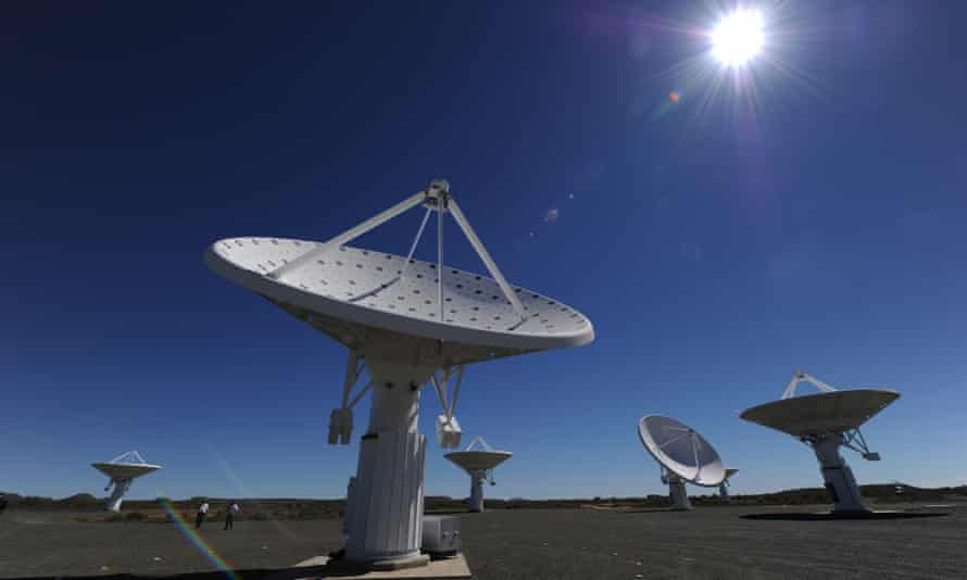 When the massive radio telescope known as the Square Kilometre Array comes online it will be the first facility sensitive enough to detect the equivalent of TV broadcasts on planets around Alpha Centauri.