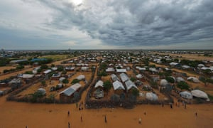 Dadaab refugee camp, north of the Kenyan capital Nairobi, in April 2015.