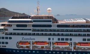 Four passengers have died aboard the Zaandam that has been stranded off the Pacific coast of South America for several days