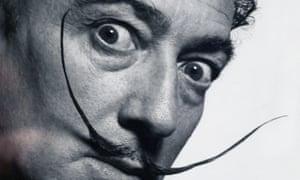 'Beyond the limits': Salvador Dalí.