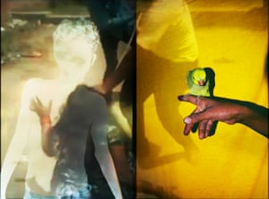 A still from The Lost Head & The Bird by Sohrab Hura, single channel video, 9:40 minutes.