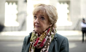 Labour MP Margaret Hodge, chair of the public accounts committee