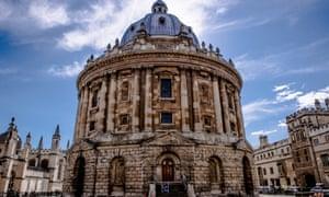 Oxford university's Radcliffe Camera