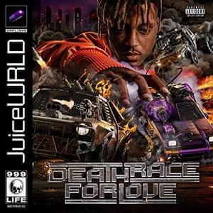 Juice WRLD: Death Race for Love album artwork