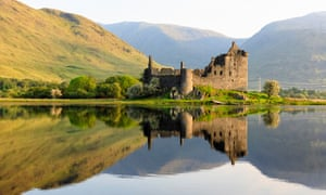 Tour operators offering Chinese travellers packages to the Highlands advertise the area simply as 'Utopia'.