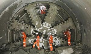 The Fifteen Billion Pound Railway: The Final Countdown, BBC2