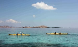 No Roads Expeditions Komodo Kayaking. from https://www.facebook.com/noroadsexped/