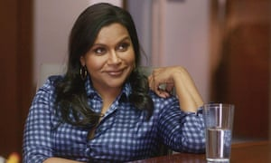 Mindy Kaling in her new movie, Late Night.