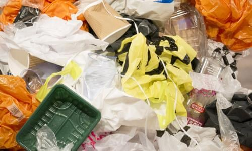 The answer to plastic pollution is to not create waste in the first