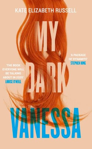 My Dark Vanessa is about a teenager's affair with an older teacher.