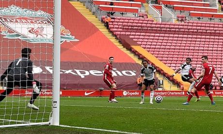 Mario Lemina deepens Liverpool's gloom with vital winner for Fulham