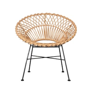 Editor's pick An elegant chair, perfect for indoors or out Rattan armchair, £169, en.smallable.com
