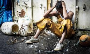photo to illustrate slavery