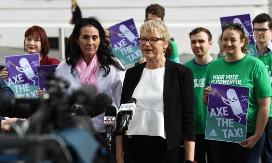Victorian Greens Senator Janet Rice