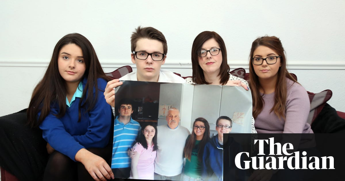 'Someone has to make a stand': widow's battle for cohabiting couples | UK  news | The Guardian