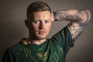 Adam Peaty will be swimming for the London Roar team at the International Swimming League in London.