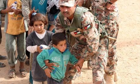 Jordan seals borders after suicide attack