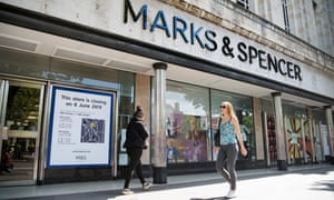 Marks and Spencer's Holloway Road store in London, which is shortly to close.
