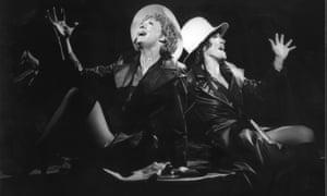 Gwen Verdon and Chita Rivera in Chicago.