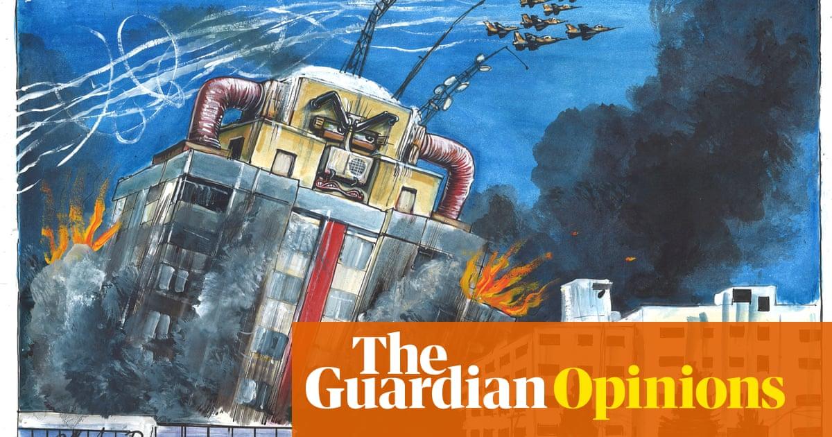 Martin Rowson on Israeli opposition plans to oust Benjamin Netanyahu – cartoon