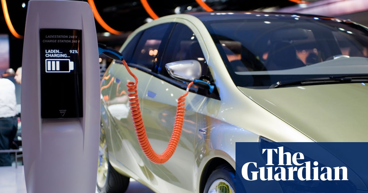 Why electric cars are only as clean as their power supply