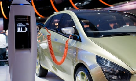 Electric cars rely on regular charging from the local electricity network, and the power plants providing that energy aren't emission-free.