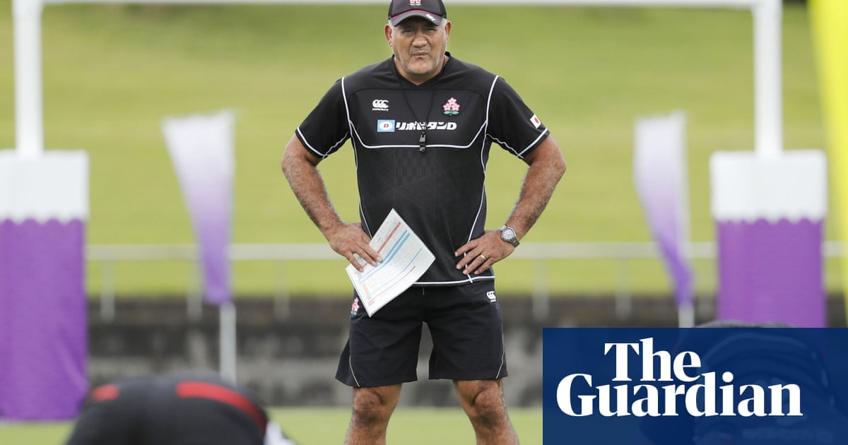 At times they are illegal – Japan coach backs Ireland scrum claims