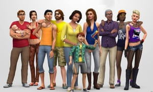 The Sims new characters with non gender specific characteristics