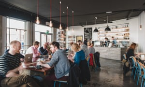 Belfast's Established Coffee